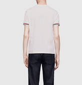Gucci T-Shirt With Trademark Print.