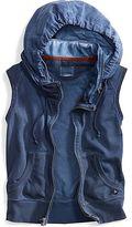 Sperry Hideaway Hood Vest