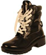 KENDALL + KYLIE Black Patent Boot