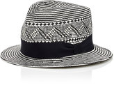 "Jennifer Ouellette Women's ""Junior's Trilby"" Hat-BLACK, WHITE, NO COLOR"
