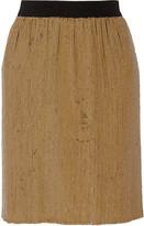3.1 Phillip Lim Sequined silk-georgette pencil skirt