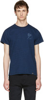 Rag & Bone Indigo Vacation T-shirt