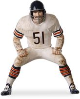 Hallmark Chicago Bears Dick Butkus 2016 Keepsake Christmas Ornament