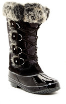 Khombu Bryce Faux Fur Lined Boot