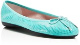 Paul Mayer Bingo Brighton Ballet Flats