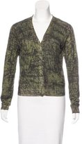 Bottega Veneta Cashmere & Silk-Blend Cardigan