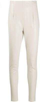 Dorothee Schumacher Plain Skinny Trousers