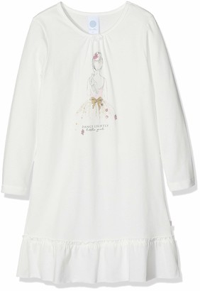Sanetta Girls' Sleepshirt w.Print Nightie