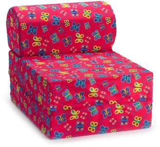 Comfy Kids Butterfly Flip Chair