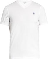 Polo Ralph Lauren V-neck cotton T-shirt