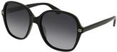 KERING EYEWE Gucci 0092 Rectangle Sunglasses