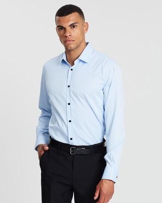 TAROCASH Linton Stretch Non Iron Shirt