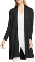 Vince Camuto Open Front Maxi Cardigan