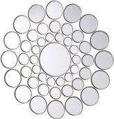 Asstd National Brand Circles Wall Mirror