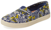 Toms Avalon Tropical Slip-On Sneaker