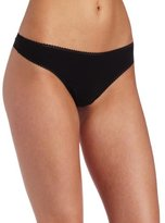 OnGossamer Women's Cabana Cotton Hip G-Thong Panty
