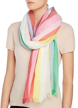 Echo Rainbow Stripe Pareo Wrap