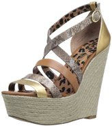 Jessica Simpson Women's Ulrich Wedge Sandal