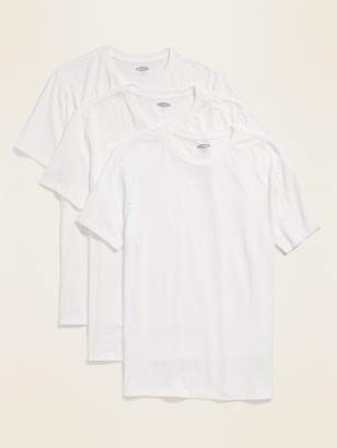Old Navy Soft-Washed Crew-Neck Tee 3-Pack for Men