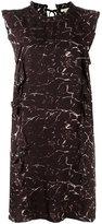 Bellerose multi-print short dress