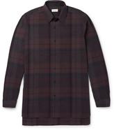 Dries Van Noten - Checked Cotton Shirt