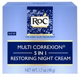 Roc Multi Correxion® 5 in 1 Restoring Night Cream- 1.7 Oz