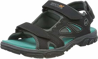 Regatta Women's Holcombe Vent' Lightweight Water Friendly Footbed Moulded EVA Midsole Walking Sandals Sport