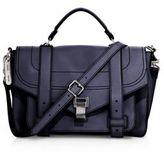 Proenza Schouler PS1+ Medium Leather Satchel