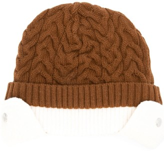 Sunnei Cable Knit Beanie