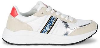 Roberto Cavalli Sport Logo Sneakers
