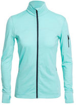 Icebreaker Women's Terra Long Sleeve Zip Shirt