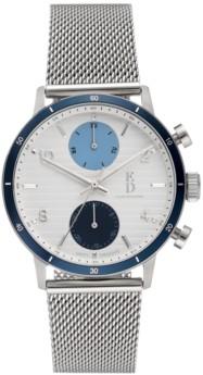 ED Ellen Degeneres Ellen Degeneres Women's Silver Stainless Steel Bracelet Watch 38mm
