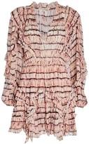 Ulla Johnson Aberdeen Tie-Dye Mini Dress