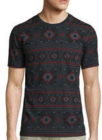 Zoo York Aztec Allover Short-Sleeve Tee