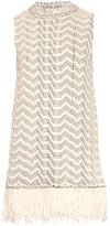 Proenza Schouler Weaving-jacquard sleeveless top