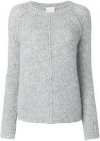 Forte Forte seam detail jumper - women - Polyamide/Spandex/Elastane/Alpaca/Virgin Wool - I