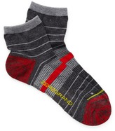 Cole Haan Zerogrand Stripe Quarter Socks
