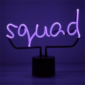 Amped & Co Neon Squad Table Lamp