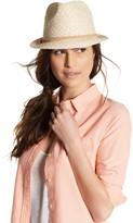 BCBGMAXAZRIA Tweed Hat