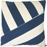 Kim Salmela Marina 20x20 Outdoor Pillow, Indigo