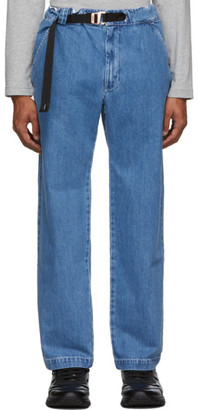 Kenzo Blue Regular Jeans