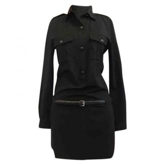 Barbara Bui Black Cotton Dress for Women