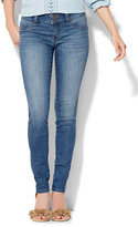 New York & Co. Soho Jeans Curve-Creator Legging - Heights Blue Wash
