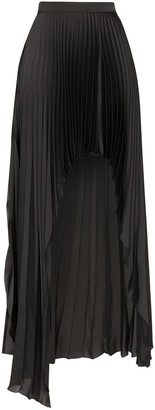 Stella McCartney Allora open-front skirt