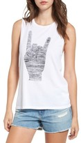 AG Jeans Women's Serena Graphic Tank