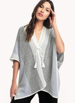 Ella Moss Veld Sweater Poncho