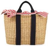 Muun Caba Woven Straw Tote Bag