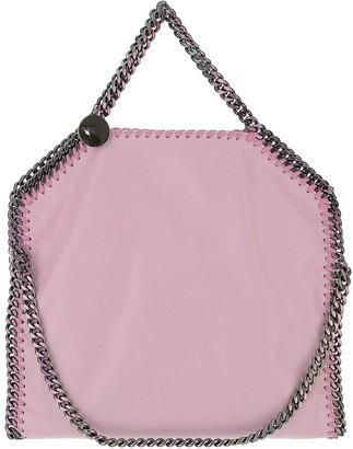 Stella McCartney Lilac Falabella Tote Shoulder Bag