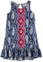Epic Threads Bandana-Print Sleeveless Dress, Big Girls (7-16), Created for Macy's