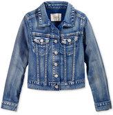 Jessica Simpson Denim Jacket, Big Girls (7-16)